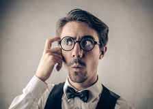 Free Confused Man Stock Image - 46728701