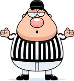 Confused Referee Stock Images
