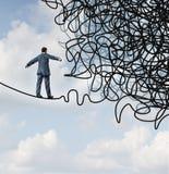 Confusión del riesgo libre illustration