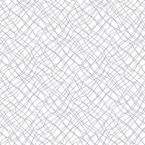 Confusing lines watermark abstract seamless pattern Stock Image