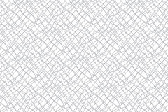 Confusing lines watermark abstract seamless pattern Stock Images