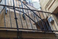 Confusion railings Stock Photos