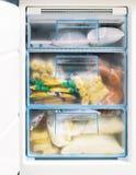 Congélateur Image stock
