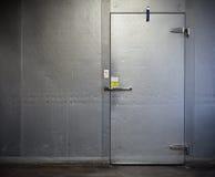 Congélateur de plain-pied commercial Photos libres de droits