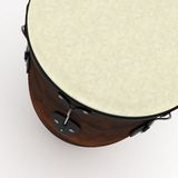 Conga drum. 3d rendering illustration of a conga drum Stock Photos