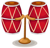 Congas Royalty Free Stock Photography