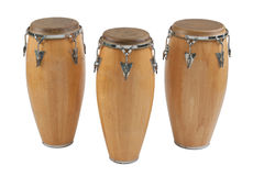 Congas Royalty Free Stock Photos
