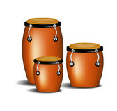 Congas band Stock Images