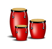 Congas band Stock Photo
