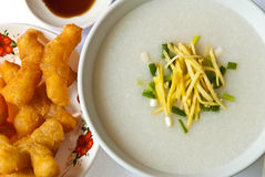 Congee Royalty Free Stock Photography