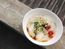 Congee Stock Photography