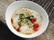 Congee Royalty Free Stock Photo