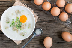 Congee Royalty Free Stock Image