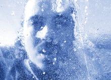 Congelé Photo stock