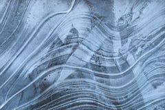 Congelada del Agua Immagine Stock