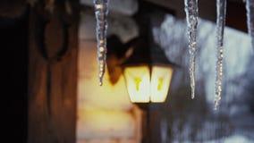 Congelado sobre o waterside filme