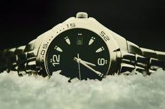 Congelado a tempo Imagens de Stock