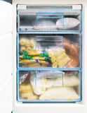 Congelador Imagen de archivo
