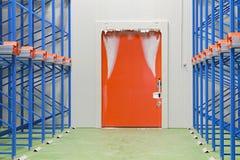 Congelador de Warehouse Imagen de archivo libre de regalías