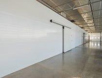 Congelador de Warehouse en la fábrica fotos de archivo libres de regalías