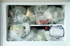 Congelatore Fotografie Stock Libere da Diritti