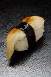 Conger sushi Royalty Free Stock Photos