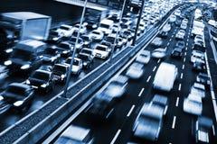 Congestión Imagen de archivo libre de regalías