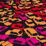 congestion (vector) Stock Photos