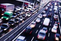 Congestione immagine stock