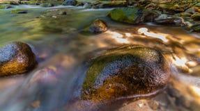 Congkak-Fluss Lizenzfreie Stockfotos