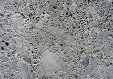 Conglomerate rock Stock Image