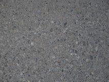 Conglomerato grigio con i ciottoli misti per fondo fotografie stock libere da diritti