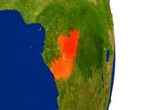 Congo on Earth Stock Photos