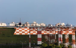 Congonhas Airport Sao Paulo Royalty Free Stock Photography