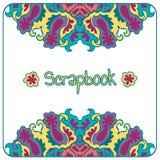 Congrats card. Abstract colorful vector Royalty Free Stock Image