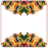 Congrats card. Abstract colorful vector Royalty Free Stock Images