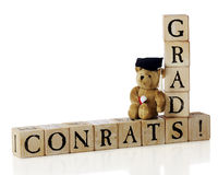 Congrats! Grads Stock Photography