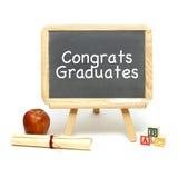 Congrats Grads Royalty-vrije Stock Afbeeldingen