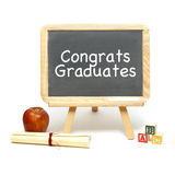 Congrats Grads Royalty Free Stock Images