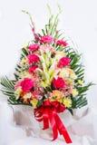 Congratulate vase Royalty Free Stock Photos