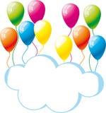 Congratulation, a birthday Royalty Free Stock Image