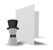 Congratulation card Stock Photo