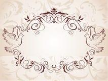 Congratulation card Royalty Free Stock Photo