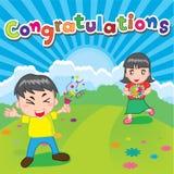 Congratulations Stock Image