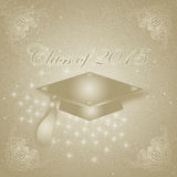 Congratulations Class of 2015 Royalty Free Stock Photo