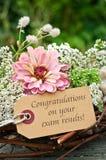 Congratulations Stock Photos
