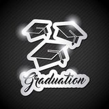 congratulations grad celebration card Royalty Free Stock Photos