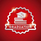 congratulations grad celebration card Stock Images