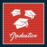 congratulations grad celebration card Stock Photo