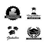 congratulations grad celebration card Royalty Free Stock Photo